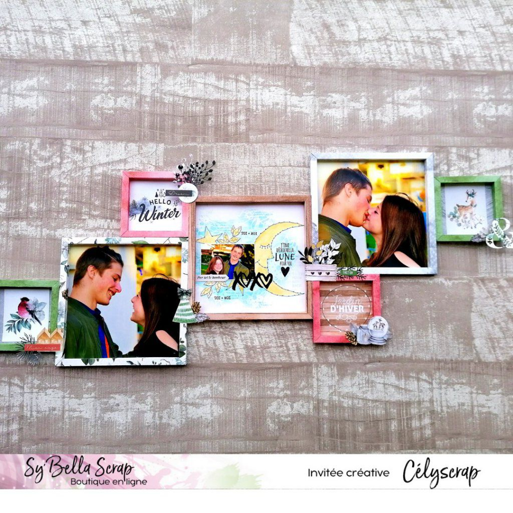 DEFI N°3 : HOME DECO EN VIDEO AVEC CELYSCRAP