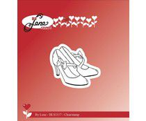 Tampon clear WEDDIND SHOES