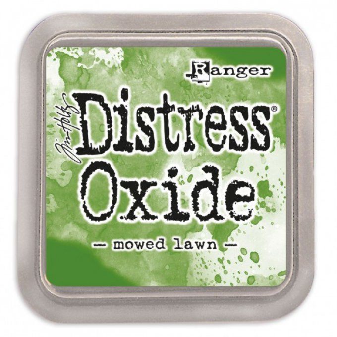 Encre DISTRESS OXIDE MOWED LAWN
