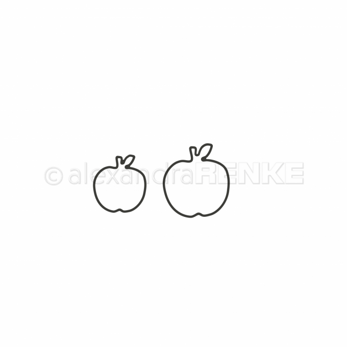 DIES APPLES OUTLINE - ALEXANDRA RENKE