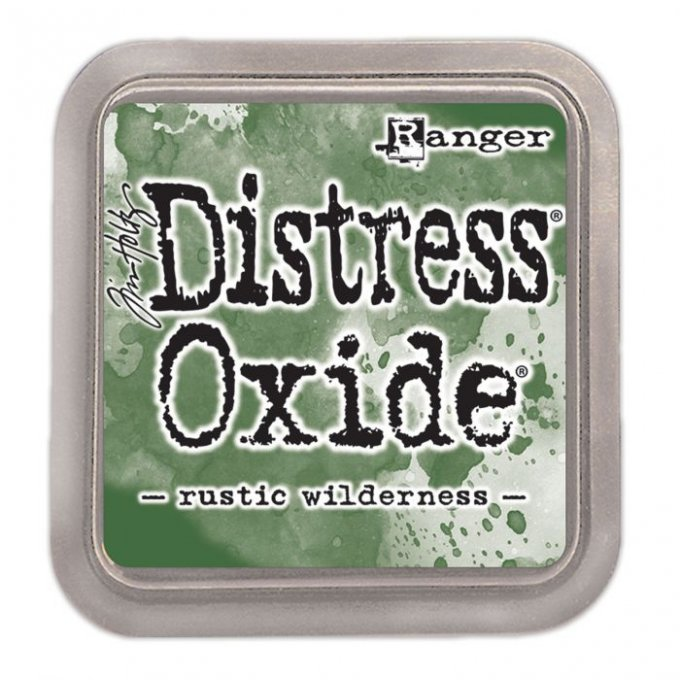 Encre Distress oxide  Rustic wilderness Ranger